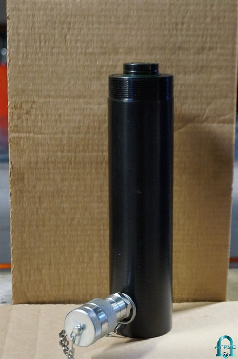 Домкрат гидравлический универсальный односторонний ДУ10П200 - фото 282555