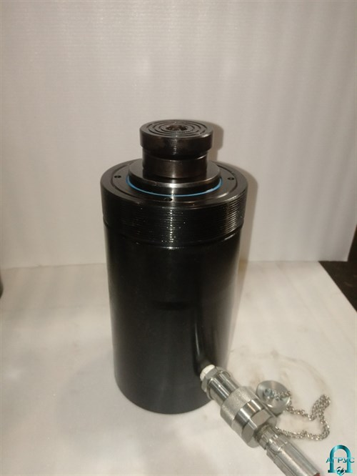 Домкрат гидравлический алюминиевый ДГА100П100 - фото 282613