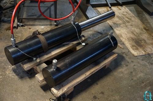 Гидравлический силовой цилиндр ЦС100Г500 - фото 283594