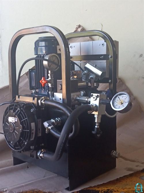 Насосная гидравлическая станция с электроприводом МС40РППЭ - фото 284176