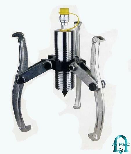 Съемник гидравлический СГ2-10У с выносным насосом НРГ-180 - фото 91574