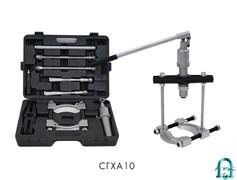 Съемник-хомуты со встроенным приводом - комплекты - серия Proff СГХА6