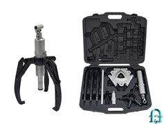 Съемник гидравлический со встроенным приводом - комплекты СГА6-Т
