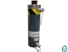 Гидравлический цилиндр с гидравлическим возвратом ГЦ100Г250
