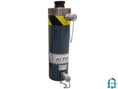 Гидравлический цилиндр с гидравлическим возвратом ГЦ500Г150