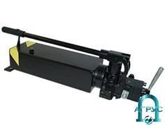 Насос ручной гидравлический для работы оборудования  с гидравлическим возвратом НРГ-7080Р