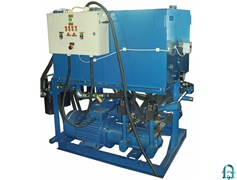 Насосная установка для промывки труб гидравлических систем НУЭР3-600А600Т4