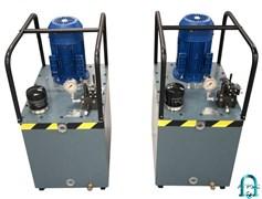 Взрывозащищенное исполнение электродвигателя с ручным управлением гидрораспределителем - серия ВНЭР..И.. ВНЭР-1,6А10