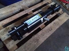 Домкрат гидравлический тянущий  алюминиевый (железнодорожный) ДО20П250А
