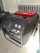 Насосная гидравлическая станция с бензоприводом, с ручным распределителем и электромагнитным распределителем НБЭ-10,0К4К100-1