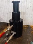 Домкрат гидравлический телескопический алюминиевый ДТА170/70Г500