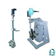 Станок универсальный переносной для шлифования и притирки уплотнительных поверхностей корпусов задвижек ПШ-5