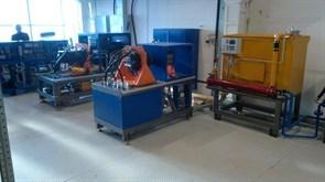 СИГ-Н160К Стенд для испытания гидронасосов и гидромоторов