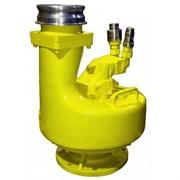 Нефтешламовый насос с гидроприводом для откачки нефтепродуктов