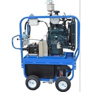 Установка кавитационной чистки CaviBlaster 1625 c дизельным приводом