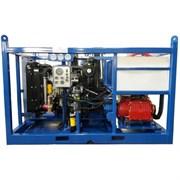 КавиБластер 2570 с дизельным приводом