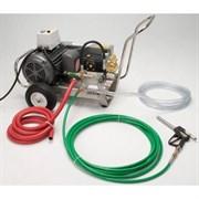 Установка кавитационной чистки CaviBlaster 1222 c электроприводом